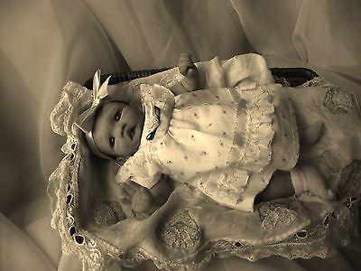 OOAK   POLYMER CLAY BABY GIRL**SABINA**   BY KANDY JACKS