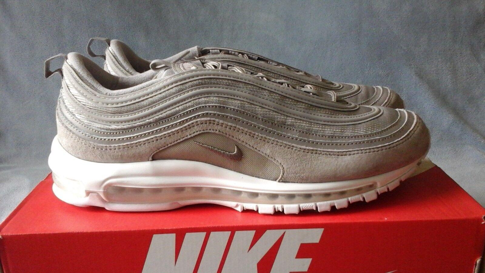 Nike Nike Nike air max 97 kopfsteinpflaster weiße 921826-002 größe. bed5d3