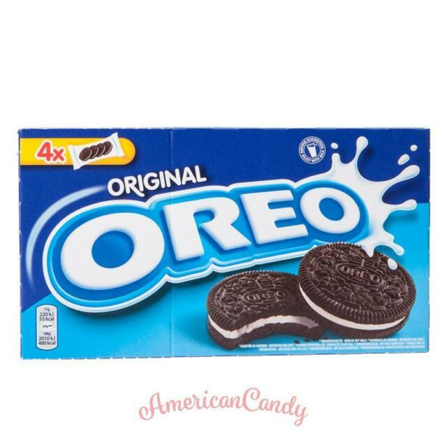 Offre : 80 Oreo Cookies -> USA Culte Cookies ( 11,35€/ kg)