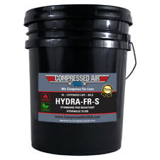 Standard Fire Resistant Synthetic Hydraulic Fluid Compressed Air Usa 5 Gal