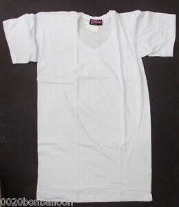 100 Egyptian Cotton Men Underwear Undershirt Top Tank