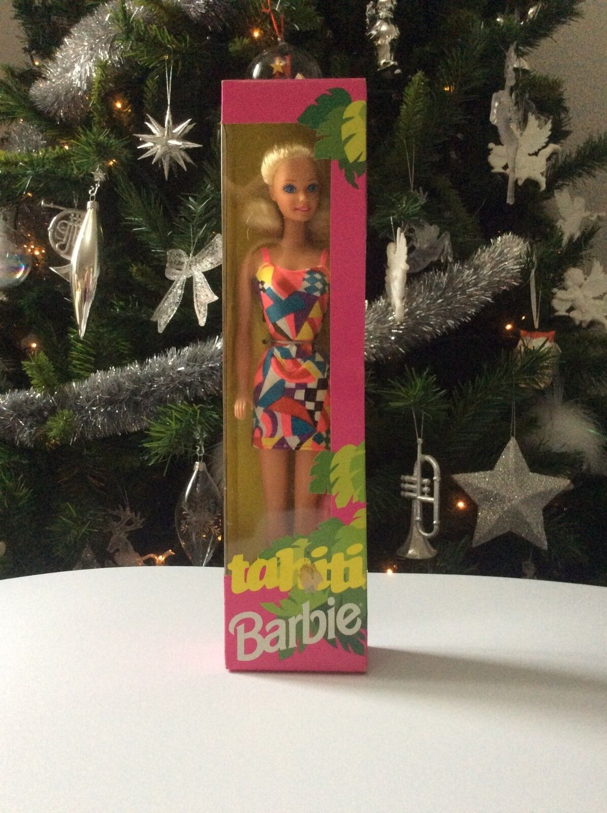Barbie Tahiti Mattel 1992 Boîte d'origine Jamais Ouverdee Neuve Dans Sa Boite