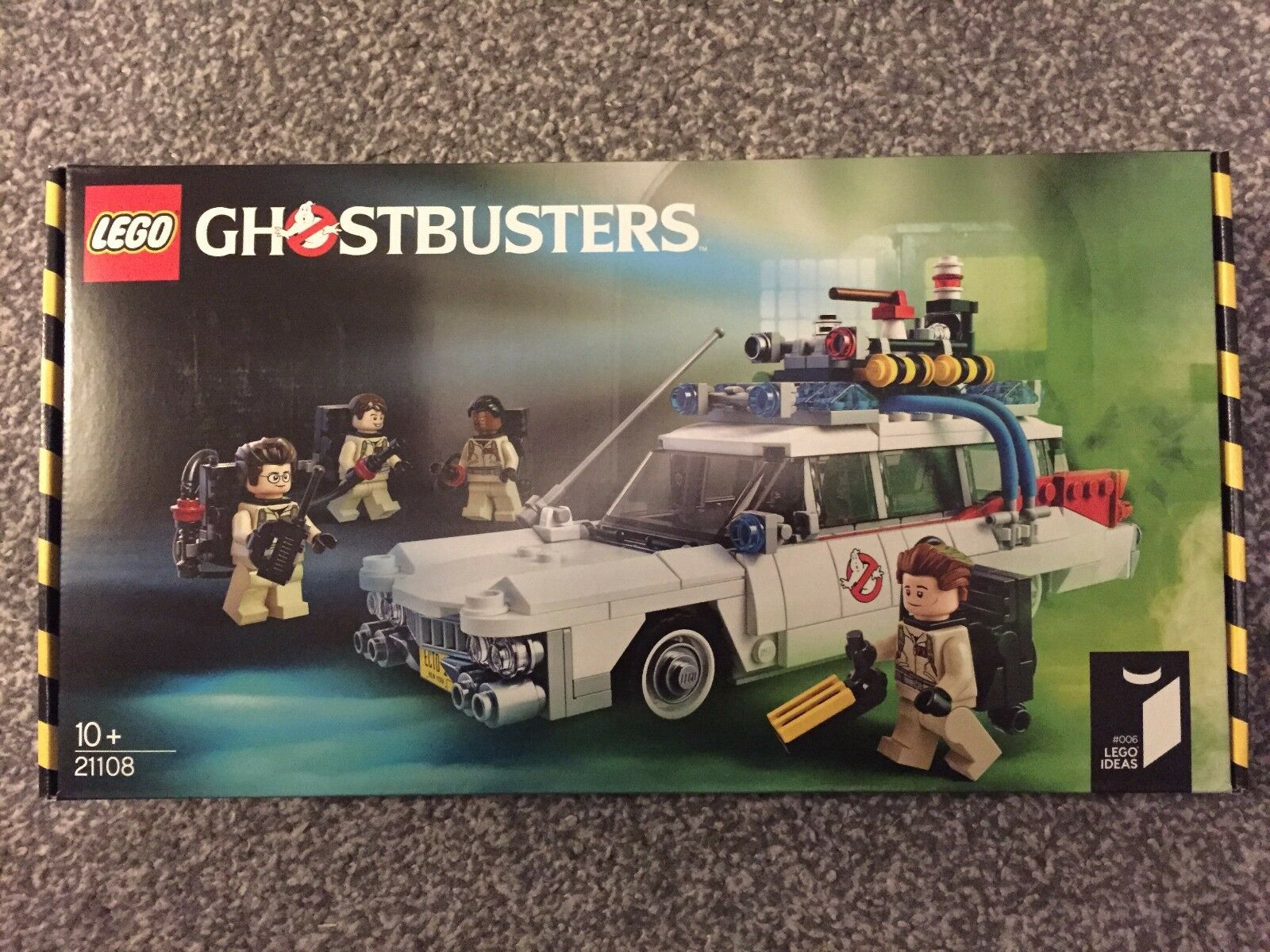 LEGO 21108 Ghostbusters - Car