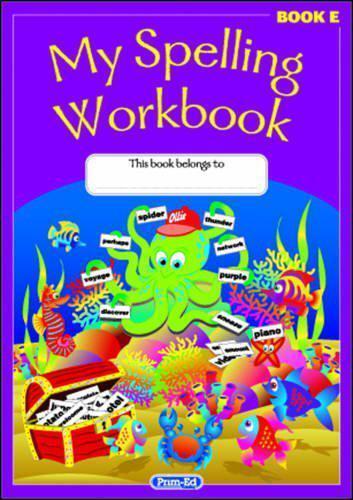 My Spelling Workbook : Livre E : The Original Par , Neuf Livre , Gratuit