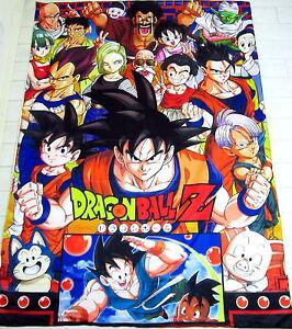 Dragonball Z Anime Manga Bettdeckenbezug Bettwäsche Polyester