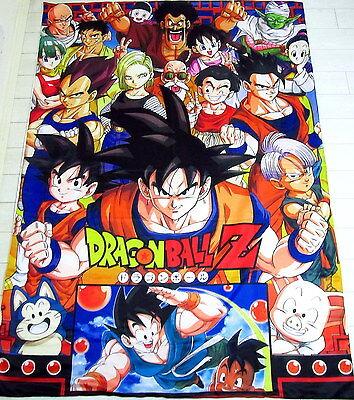 Bettdecken- & Kopfkissen-sets Ernst Dragonball Z Anime Manga Bettdeckenbezug Bettwäsche Polyester 150x220cm Attraktives Aussehen Comics