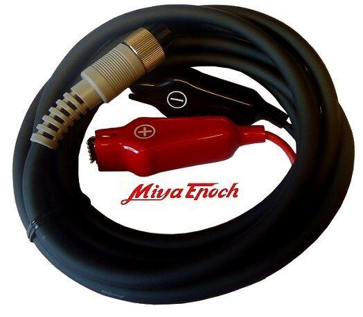 Cavo alimentazione mulinello elettrico elettrico mulinello bolentino Miya Epoch Command X4 X6 cable 9c26bc
