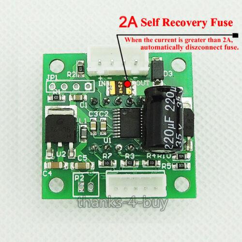PWM 0-100/% DC Motor Pump Speed Regulator Controller Digital LED 6V 12V 24V 2A