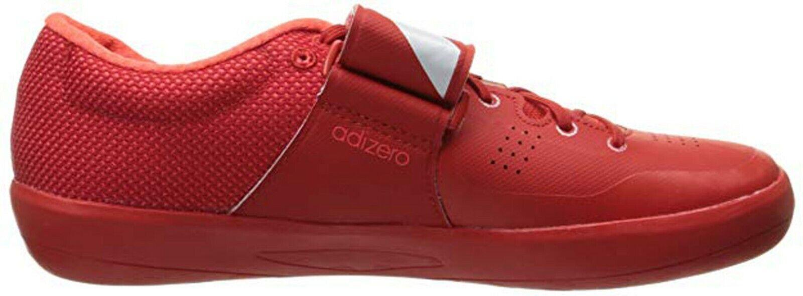 Adidas - ADIZERO SHOTPUT Men's Athletic Trainers Red (BB4118)