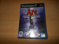 PS2 Arc Twilight of the Spirits, UK Pal ,Brand New & Sony Factory Sealed