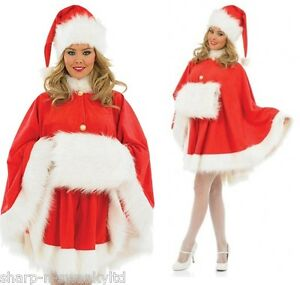 Mrs christmas fancy dress plus size