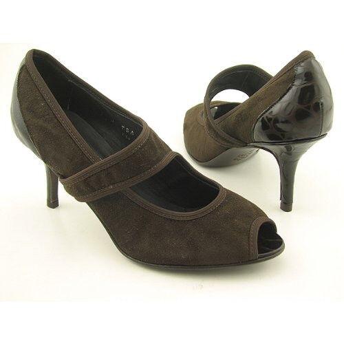 New in Box Donald J Pliner TSA Marron Talons Chaussures Femme Taille 7 M