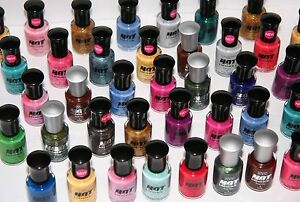 40-x-Collection-2000-Hot-Looks-Fast-Dry-Nail-Polish-RRP-100-Assorted-shades