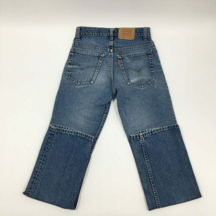 vintage levis 717-0217 made in USA - image 3