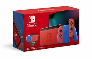 Vorverkauf: Nintendo Switch Mario Red & Blue Edition