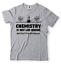 miniature 4 - Gift-For-Chemist-Funny-T-shirt-Cool-Chemistry-Teacher-Gift-Chemistry-Funny-Tees