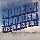 Modern Capitalism Gets Things Done by The Bon Scotts (CD, Oct-2014)