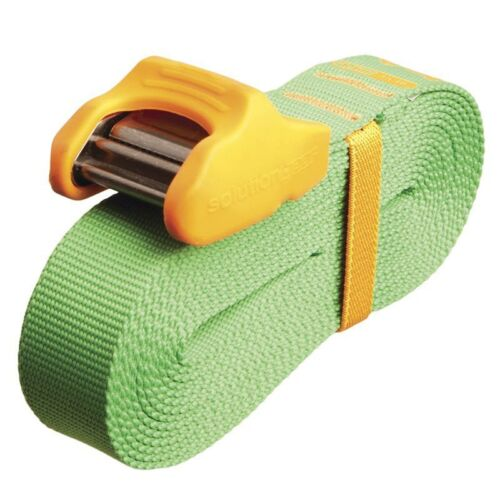 Sea to Summit Heavy Duty Tie Down Straps with Silicone Cam Cover 4.5M