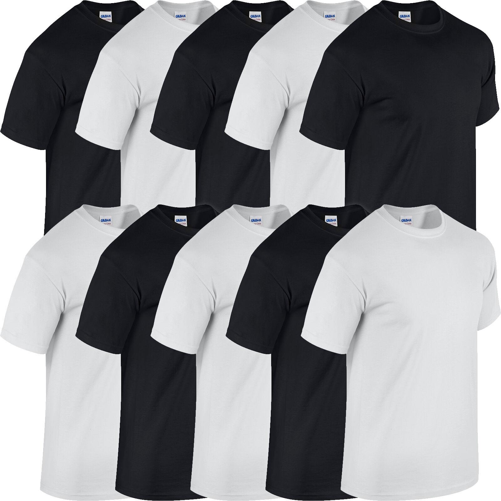 5 x Black and White