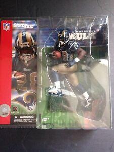 loose McFarlane Marshall Faulk Louis Rams St NFL 2