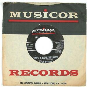 GENE-PITNEY-She-039-s-A-Heartbreaker-Conquistador-7IN-1968-NORTHERN-SOUL-VG