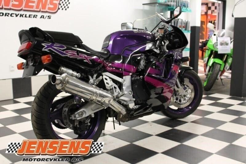Suzuki, GSXR 750, ccm 749
