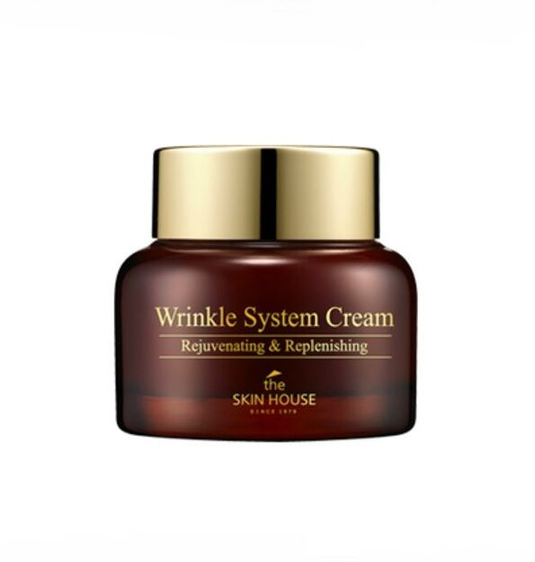 The Skin House Wrinkle System Cream 50ml Brand New Free Shipping