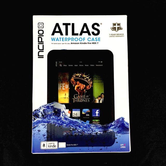 Atlas Waterproof Case For Kindle Fire Hdx 7 By Incipio Purple New For Sale Online