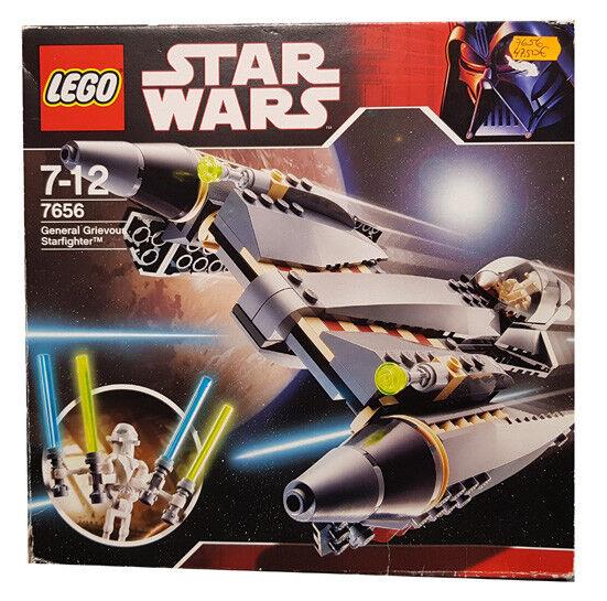LEGO® 7656 7656 7656 General Grievous Starfighter d03f95