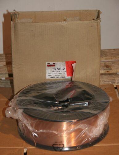 "Unibraze ER70S-2 Welding Wire 1//16/"" 33 lb Spool"