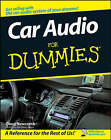 Car Audio For Dummies by Doug Newcomb (Paperback, 2008)