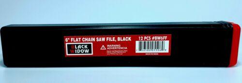 "FREE SHIPPING!!!!!!!!! Black Widow 6/"" Flat Chainsaw Raker Depth Gauges BW6FF"