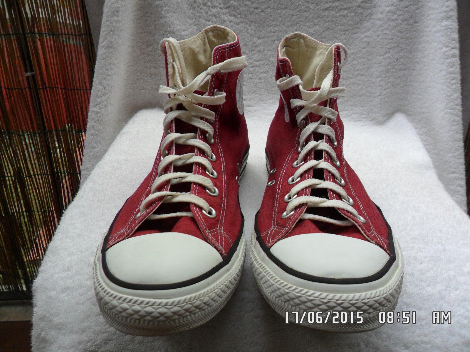Zapatillas uomo CONVERSE ALL STAR ORIGINALI mod CHUCK TAYLOR n 46.5 cod9207008X42