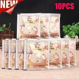 10Pcs-Kueche-Brot-Hefe-Aktive-Trockenhefe-Hohe-Glukosetoleranz-Baking-Supplies