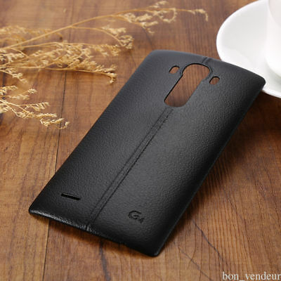 New Leather pattern Battery Back Door Cover Replacement For LG G4