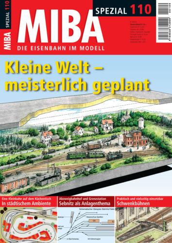 meisterlich geplant MIBA Spezial 110 Kleine Welt