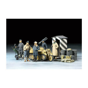 32412-Tamiya-Plastic-Kit-1-48-Luftwaffe-amp-Kettenkraftrad-Set-Scale-1-48th-Model