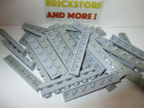 Plate Plaque 1x6 6x1 3666 Light Gray//Gris Lego x40 Choose Quantity x2