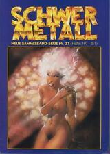 Schwermetall neue Sammelband-Serie 37 (Z1), Alpha-Comic-Verlag