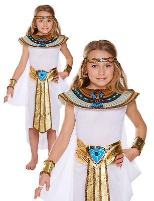 CHILDS EGYPTIAN COSTUME HISTORICAL SCHOOL BOOK WEEK CURRICULUM FANCY DRESS