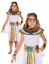 Ragazze Regina Egiziana Storico Costume settimana libro scolastico Taglie Bambini