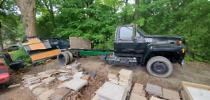 1993 Ford F 650