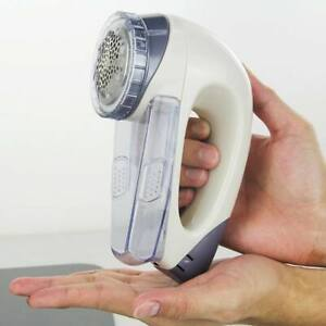 Useful-Sweater-Fabric-Shaver-Lint-Remover-Electric-Sweaters-Clothes-Defuzzer-NEW