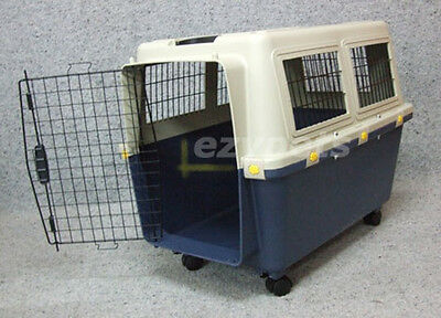 [LARGE] VEBO Airline Suitable Pet Carrier / Crate for Medium dogs