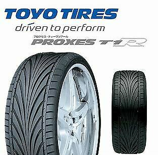 1 New Toyo Proxes T1r 195//45r15 Tires 1954515 195 45 15