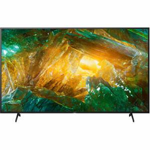 "Sony XBR49X800H 49"" X800H 4K Ultra HD LED Smart TV (2020 Model)"