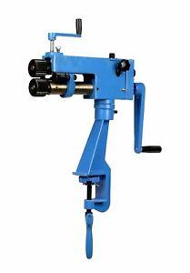 Erie Tools® Rotary Machine Bead Roller Sheet Metal Forming and Steel Bender