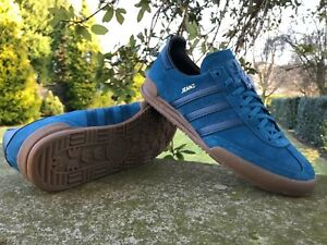 Details about Adidas Originals Jeans Fashion Trainers Red Blue BNIBWT Sizes UK 3 -13