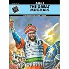 The Great Mughals 5 in 1 Series (english and Marathi Edition) Anant Pai
