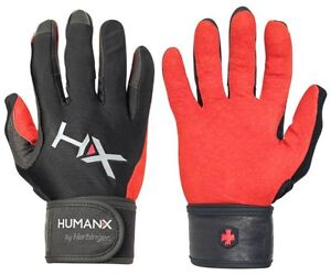Harbinger Humanx X3 Full Finger Competition Weight Lifting